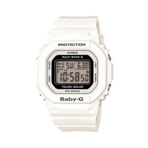 国内正規品 CASIO カシオ Baby-G ベビーG 電波ソーラー レディース腕時計 BGD-5000-7JF