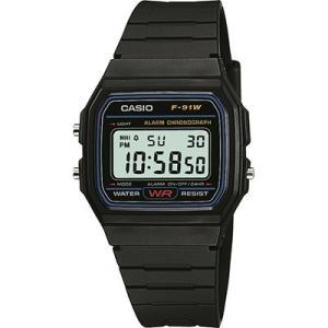 国内正規品 CASIO STANDARD カシオ スタンダード メンズ腕時計 F-91W-1JF|BIGBOYS