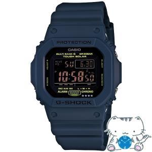 国内正規品 CASIO カシオ G-SHOCK Gショック ネイビーブルー 反転液晶 メンズ腕時計 ...