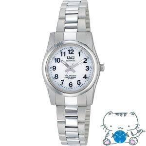 シチズン Q&Q チプシチ ソーラー レディース腕時計 H971-204|BIGBOYS