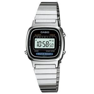 国内正規品 CASIO STANDARD カシオ スタンダード レディース腕時計 LA670WA-1...