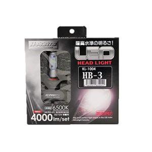 K-PARTS ケーパーツ LEDヘッドライトバルブ KL-1004 HB3 6500K 即日対応|bigchain