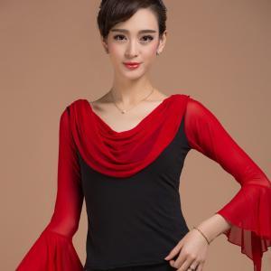 社交ダンス衣装 トップス ベリーダンス ダンスウェア 衣装 社交ダンス レディース ダンス衣装 ダンス トップス 舞台 ベリーダンス ダンス ステージ|bigchancenet