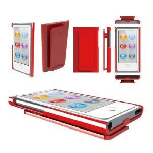 iPod nano 第7世代 クリップ ケース nano7 アイポッドナノ 7 プラスチック カバー Hard Candy正規品 ゆうパケット送料無料|bigforest|03