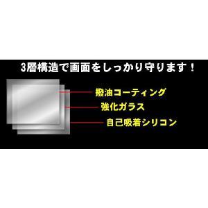 特価 iPhone5 5S 5C SE 強化ガラス ガラスフィルム 保護フィルム 硬度9H 極薄 0.26mm ゆうパケット送料無料|bigforest|03