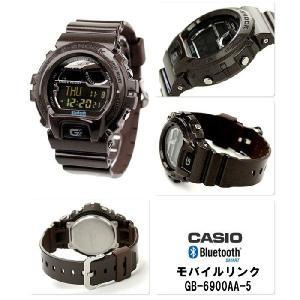 CASIO G-SHOCK  Bluetooth 対応 モバイルリンク Gショック GB-6900AA-5 カシオ ブルートゥース|bigforest
