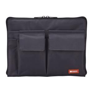 リヒトラブ バッグインバッグA5 A7553-24 黒