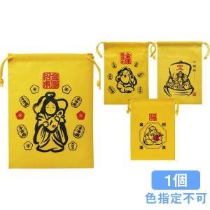 金運巾着袋 037008