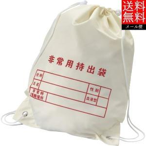 両リュック・非常用持出袋 81360 送料無料(メール便・代引不可)|bighand