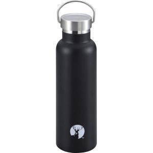 キャプテンスタッグ HDボトル600 UE-3366 ブラック アウトドア(S)  ギフト プレゼン...