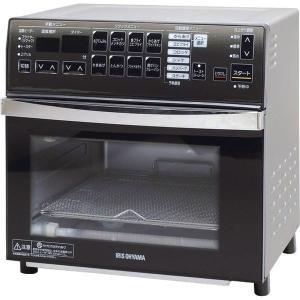アイリスオーヤマ リクック熱風オーブン FVX-M3B-S|bighand