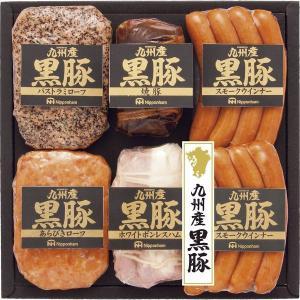 日本ハム 九州産黒豚ギフト NO-50 (代引不可・送料無料)|bighand
