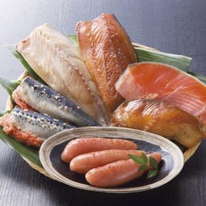 魚匠庵 博多海の幸セット 7577 (代引不可・送料無料)|bighand