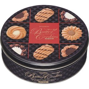 ブルボン ミニギフトバタークッキー缶 (おすすめ)  ギフト プレゼント 内祝 ウェディング ブライ...