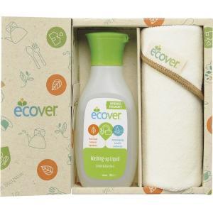 エコベール洗剤ギフト キッチン用 EV-050-GR|bighand