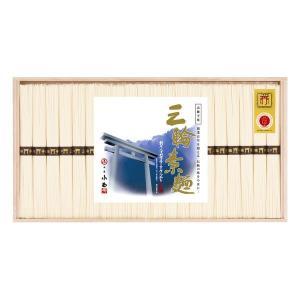 三輪そうめん小西 三輪素麺誉 NKK-500 出荷可能時期:〜8月31日まで (2019 お中元 限定)|bighand