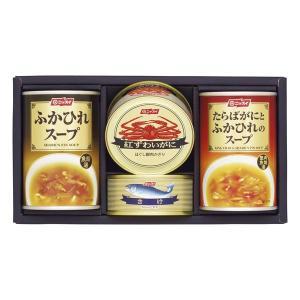 ニッスイ かに缶詰・ふかひれスープ缶詰 FS-30 出荷可能時期:〜8月31日まで (2019 お中元 限定)|bighand
