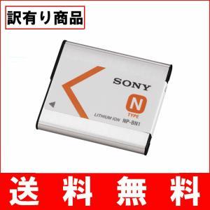 B11-06 訳有り SONY ソニー NP-BN1 純正 バッテリー 保証1年間 【NPBN1】|bigheart
