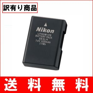 B13-07 訳有り Nikon ニコン EN-EL14 純正 バッテリー 保証1年間【ENEL14】|bigheart