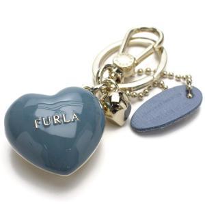 フルラ FURLA 3D キーリング バッグチャーム RH95 904783 MES TE8 TEMPESTE ブルー系|bighit