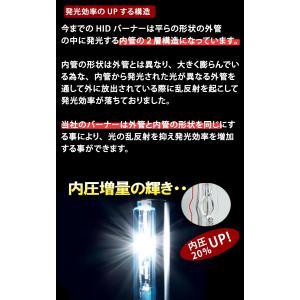 ノア ヴォクシー 70系(H19.6〜)D4C D4S D4R HID バルブ 純正交換用HIDバルブ 内圧20%増タイプ 水銀レス|bigkmartjapan|03