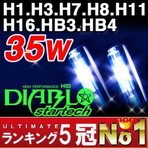 【送料無料】HID キットH1 H3 H4 H7 H8 H10 H11 H16 HB3 HB4 35W HIDバルブ HIDフォグランプ HIDフォグ|bigkmartjapan