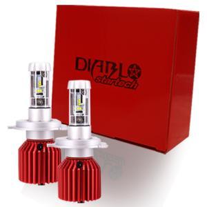 ハスラー H26.01〜 ハロゲン仕様車 ヘッドライト H4 Hi/Lo 車検対応 PHILIPS 12000ルーメン LEDバルブ フィリップス 送料無料|bigkmartjapan