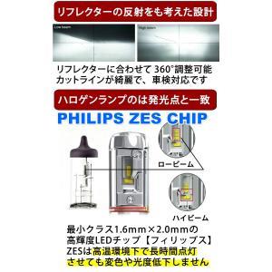 ノア ヴォクシー 80系 H26.01〜H29.06 フォグランプ H16 PHILIPS 車検対応 12000ルーメン LEDフォグ LEDバルブ 送料無料 車検対応|bigkmartjapan|05