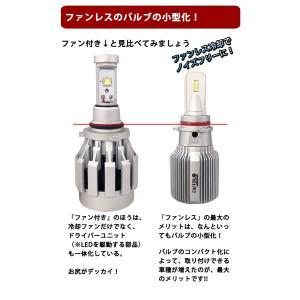 LEDフォグランプ LEDヘッドライト H1 H3 H7 H8 H11 H16 HB4 PSX26W 瞬間点灯 ノイズフリー 8000ルーメン LEDバルブ 6500K 1年保証 2個セット|bigkmartjapan|07