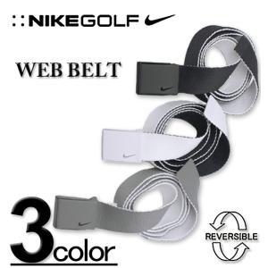 大きいサイズ メンズ NIKE GOLF(ナイキゴルフ) ウェブ ベルト フリーサイズ/~110cm|biglibero