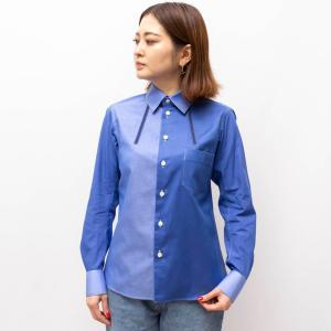 SHIRO SAKAI シロウ サカイ SK-B007 スリーブ切り替えシャツ  正規品ならビリエッタ。送料無料 正規品 SALE|biglietta