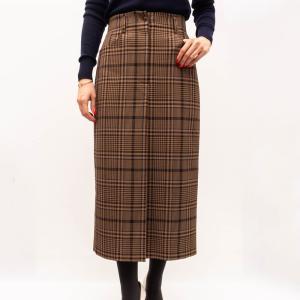 Cellar Door セラードアー MALILA/MQ367 チェックタイトスカート  正規品ならビリエッタ。送料無料 正規品 SALE biglietta