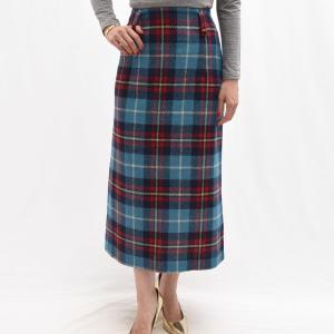 Cellar Door セラードアー MEGAN/IW117 タータンチェック タイトスカート  正規品ならビリエッタ。送料無料|biglietta