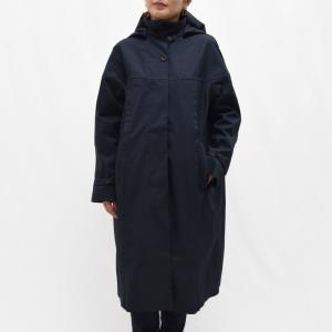 Norwegian Rain ノルウィージャンレイン PRAGUE リサイクルポリエステルフーデッドコート  正規品ならビリエッタ。送料無料|biglietta