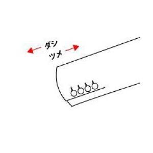 お直し 開き見せ(袖ダシ・ツメ有り)|biglietta