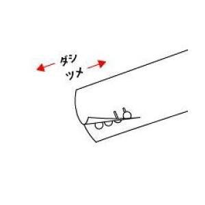 お直し 本切羽(袖ダシ・ツメ有り)|biglietta