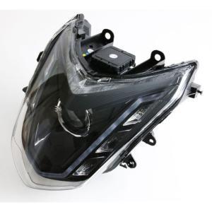 Light Master シグナスX用V4デイライトラインLEDプロジェクターヘッドライトキット bigmart