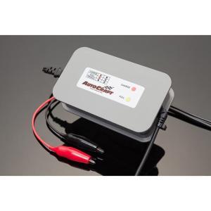 AUTO CRAFT(オートクラフト) オートバイバッテリー用スイッチング・トリクル充電器 SP121/0070504/SYGN HOUSE|bigmart