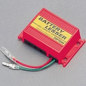 DAYTONA(デイトナ) 【12V車用】【ギボシ端子タイプ】バッテリーレッサー 21896(77585)|bigmart