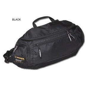 DEGNER デグナー多彩なポケットと大容量!アクティブシーンに最適!ヒップバッグずれないヒップバッグ!サイクルスポーツにもぴったりNB-52 【1カラー】