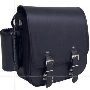 DEGNER デグナーリジットフレームに許された特別なラゲッジスペースリジッドサドルバッグ(サイドバッグ)NB-73 【1カラー】