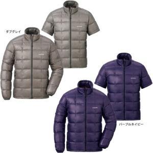 高品質ダウンと超軽量シェル素材を組み合わせ、保温性と軽量性を高次元で両立したダウンジャケットです