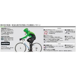 mont-bell : モンベル  サイクル レインジャケット  自転車用 男女兼用 世界最高水準の防水透湿性を備えるゴアテックスファブリクス 1130409 bigmart 11