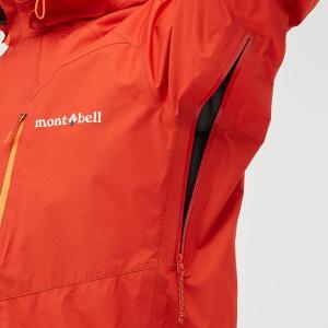 mont-bell : モンベル  サイクル レインジャケット  自転車用 男女兼用 世界最高水準の防水透湿性を備えるゴアテックスファブリクス 1130409 bigmart 09