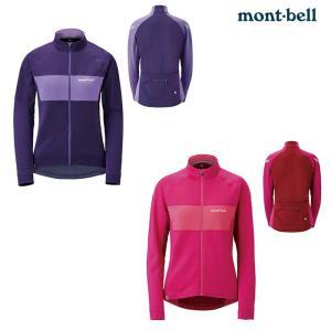 mont-bell : モンベル  メリノウールプラス サイクルジャージ Women's  レディー...