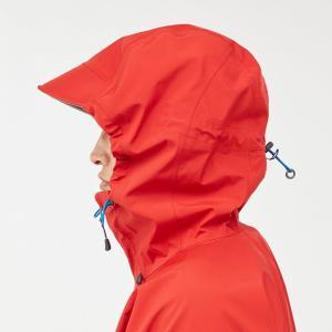 mont-bell : モンベル フィールド レインアノラック 男女兼用  世界最高レベルの防水透湿性を実現したゴアテックスファブリクス レインウェア 1132101|bigmart|08