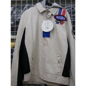 NHRA US-J06 コットン&メッシュジャケット|bigmart