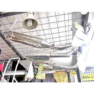 【在庫品限り1点】RSヨコタ製 グランドマジェスティー250 ステン マフラー バイクパーツ|bigmart
