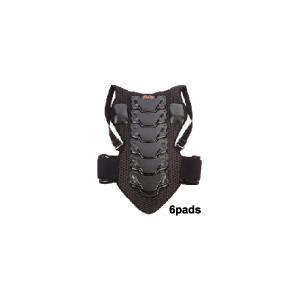 OGK ヘルメット バイク  バックプロテクター BACK PROTECTOR 7pads|bigmart