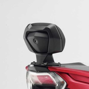 YAMAHA TRICITY125用バックレストセット bigmart